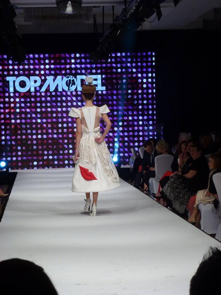 Top Model Worldwide 2015 Lenie Boya Fashion Designer